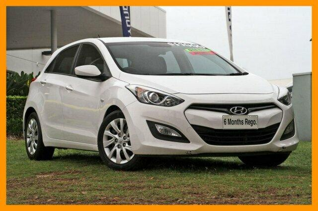 2012 Hyundai I30 GD ACTIVE