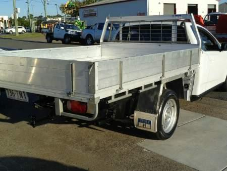 2009 Ford FALCON UTE FG EXTENDED CAB