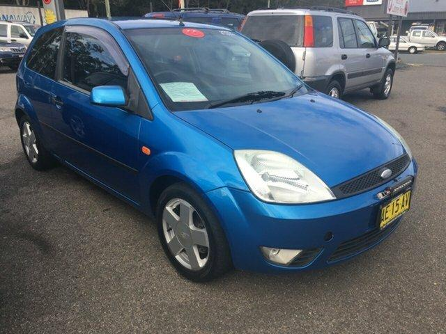 2005 Ford Fiesta WP LX 3 DOOR
