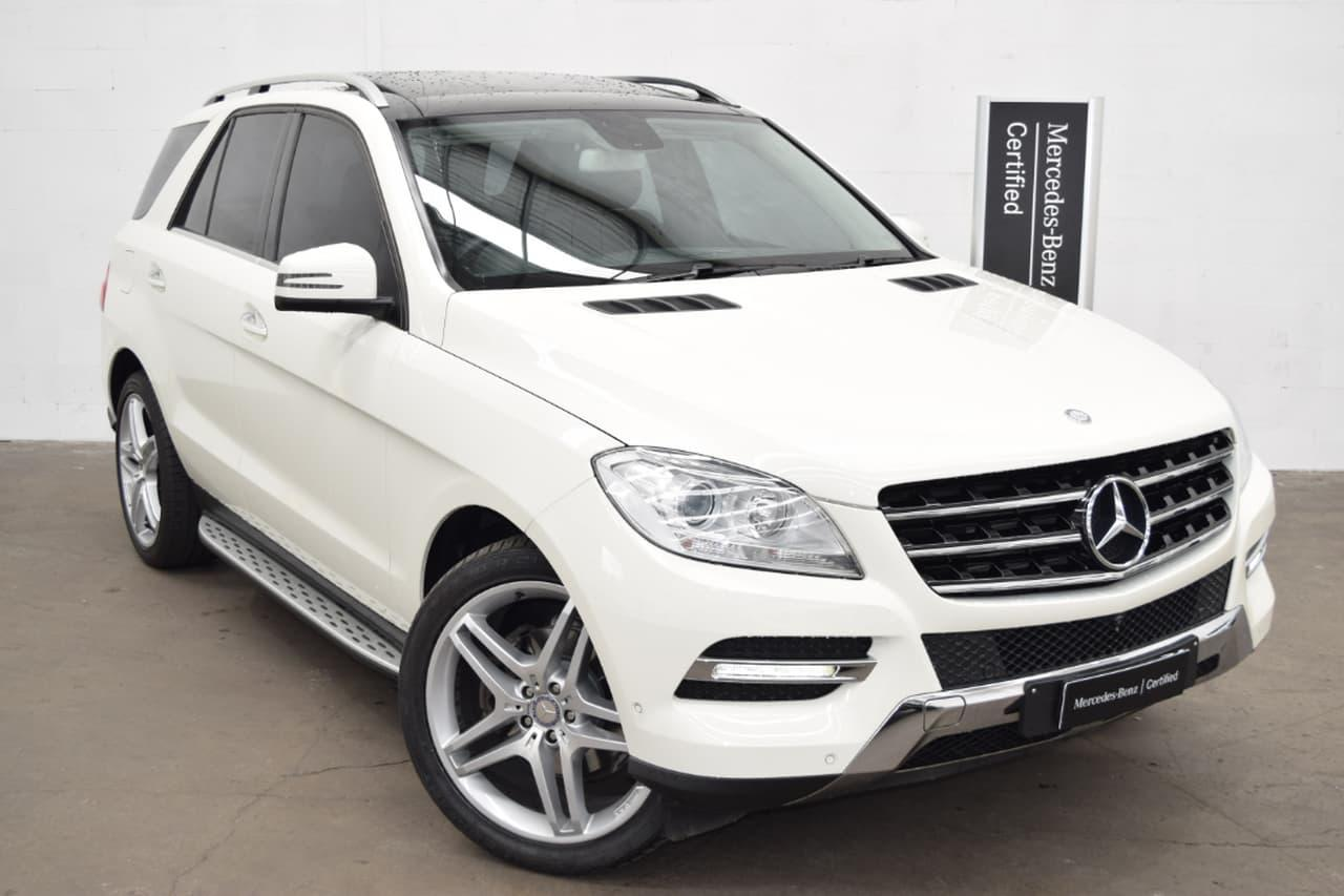 2013 Mercedes-Benz ML250 W166