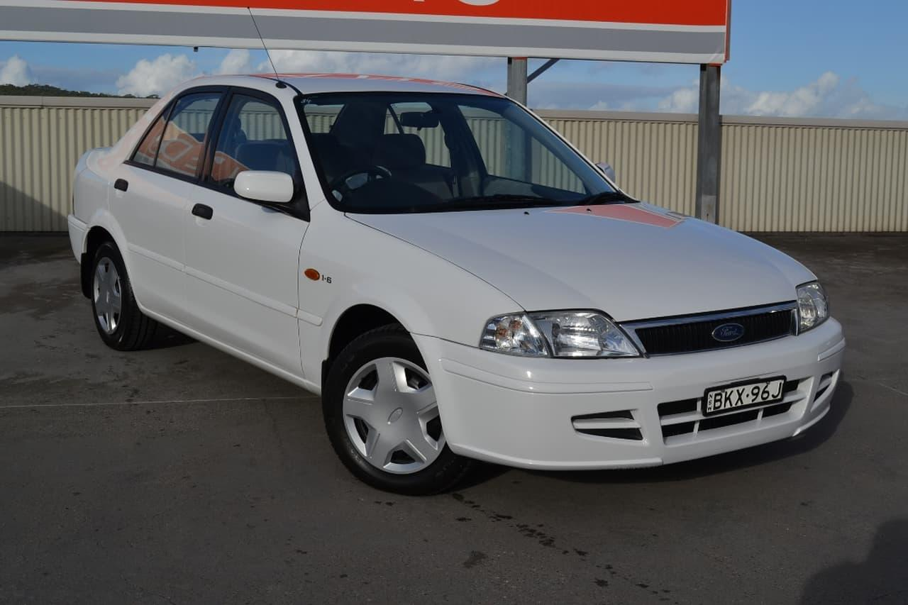 2001 Ford Laser KN LXI