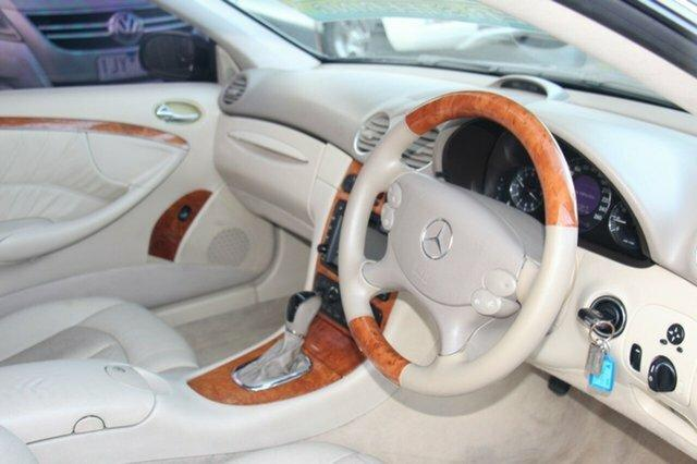 2004 Mercedes-Benz CLK240 C209 AVANTGARDE