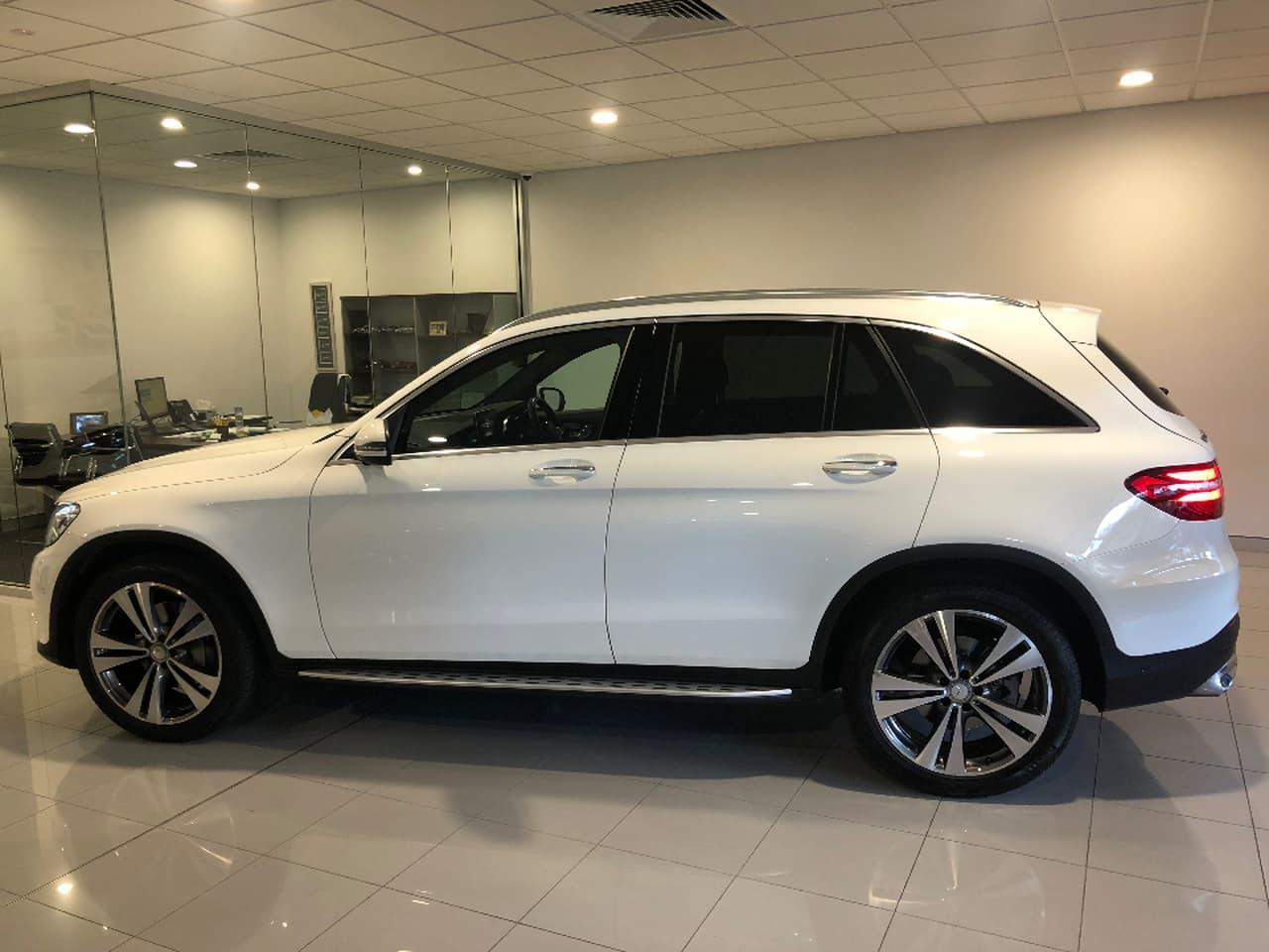 2016 Mercedes-Benz GLC250 X253