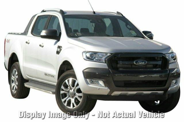 2018 Ford Ranger PX MkII MY18 Wildtrak Double Cab