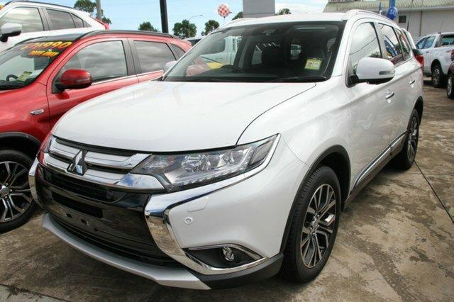 2017 Mitsubishi Outlander ZL MY18.5 Exceed AWD