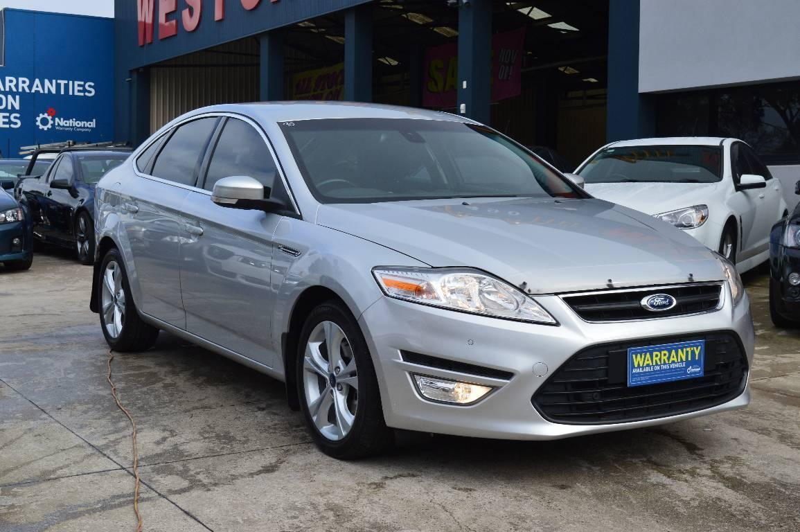2014 Ford MONDEO MC ZETEC TDCi