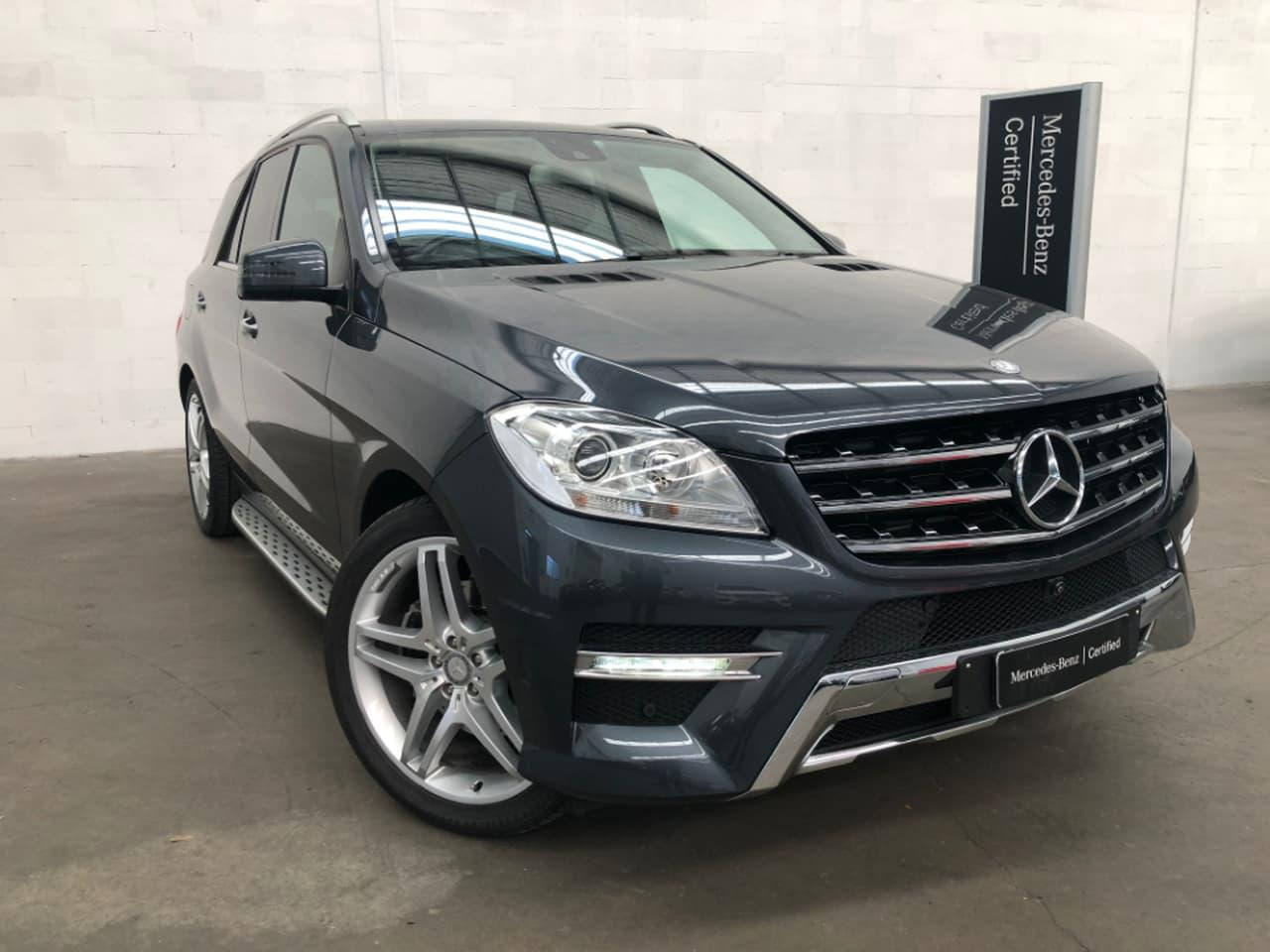 2014 Mercedes-Benz ML250 W166