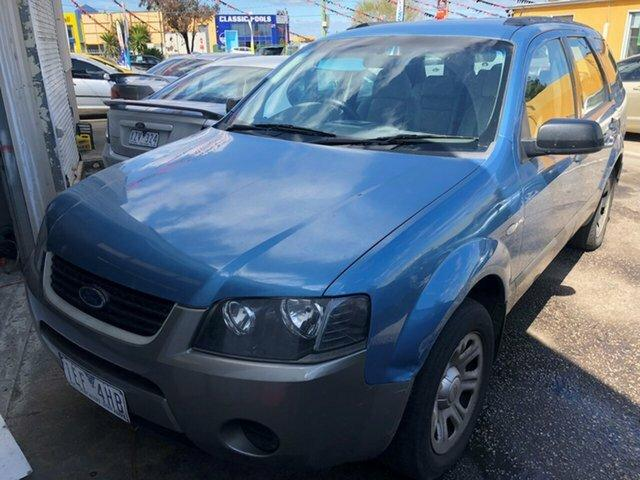 2007 Ford TERRITORY SY TX 4X4