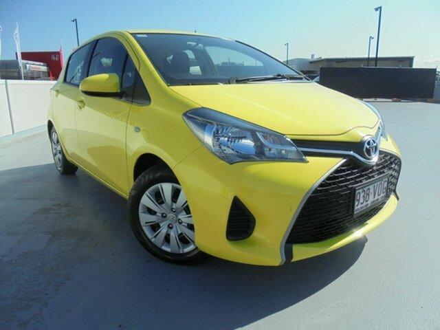 2015 Toyota Yaris NCP130R Ascent