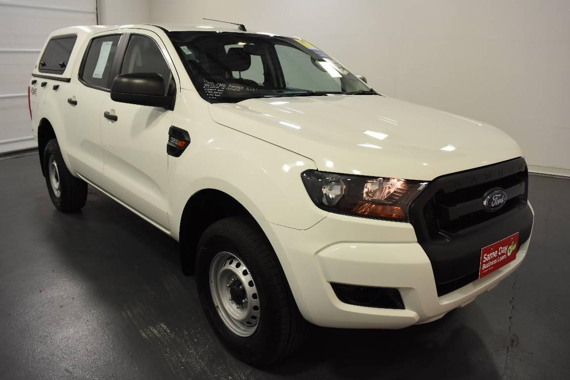 2015 Ford Ranger PX MKII XL 3.2 (4x4)