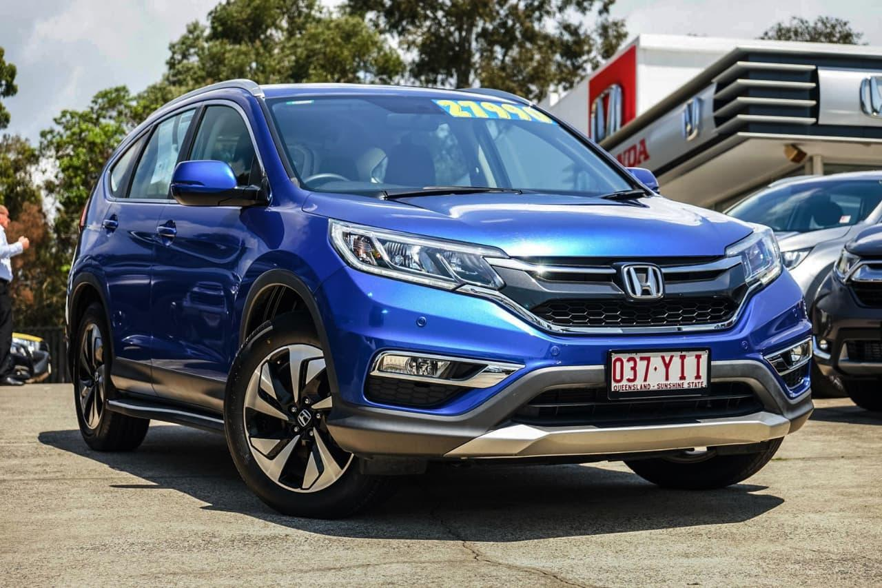 2015 Honda Cr v RM Series II LIMITED EDITION
