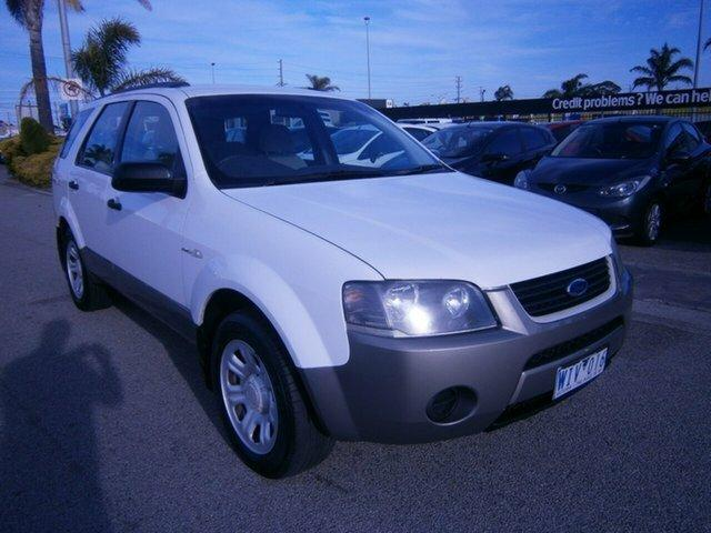 2004 Ford TERRITORY SX TX AWD