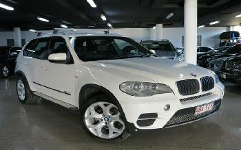 2012 BMW X5 XDRIVE30D STEPTRONIC E70 MY12.5