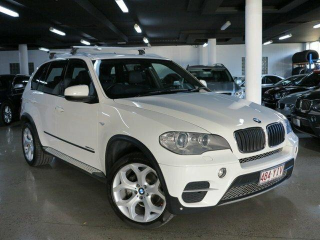 2012 BMW X5 E70 MY12.5 XDRIVE30D STEPTRONIC