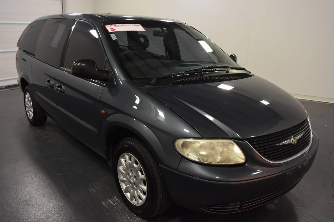 2004 Chrysler Grand Voyager RG SE