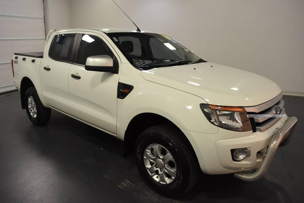2014 Ford Ranger PX XLS Double Cab
