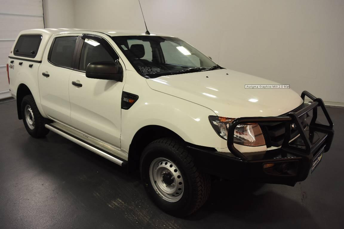 2015 Ford Ranger PX XL Double Cab