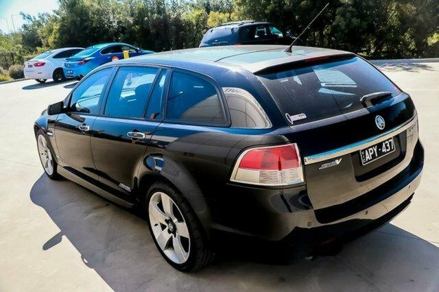 2009 Holden COMMODORE VE MY10 SS V Sportwagon Special Edition