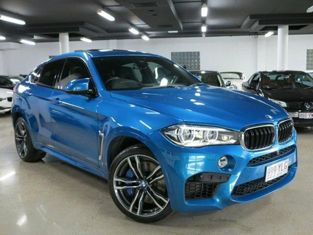 2015 BMW X6 F86 M Coupe Steptronic
