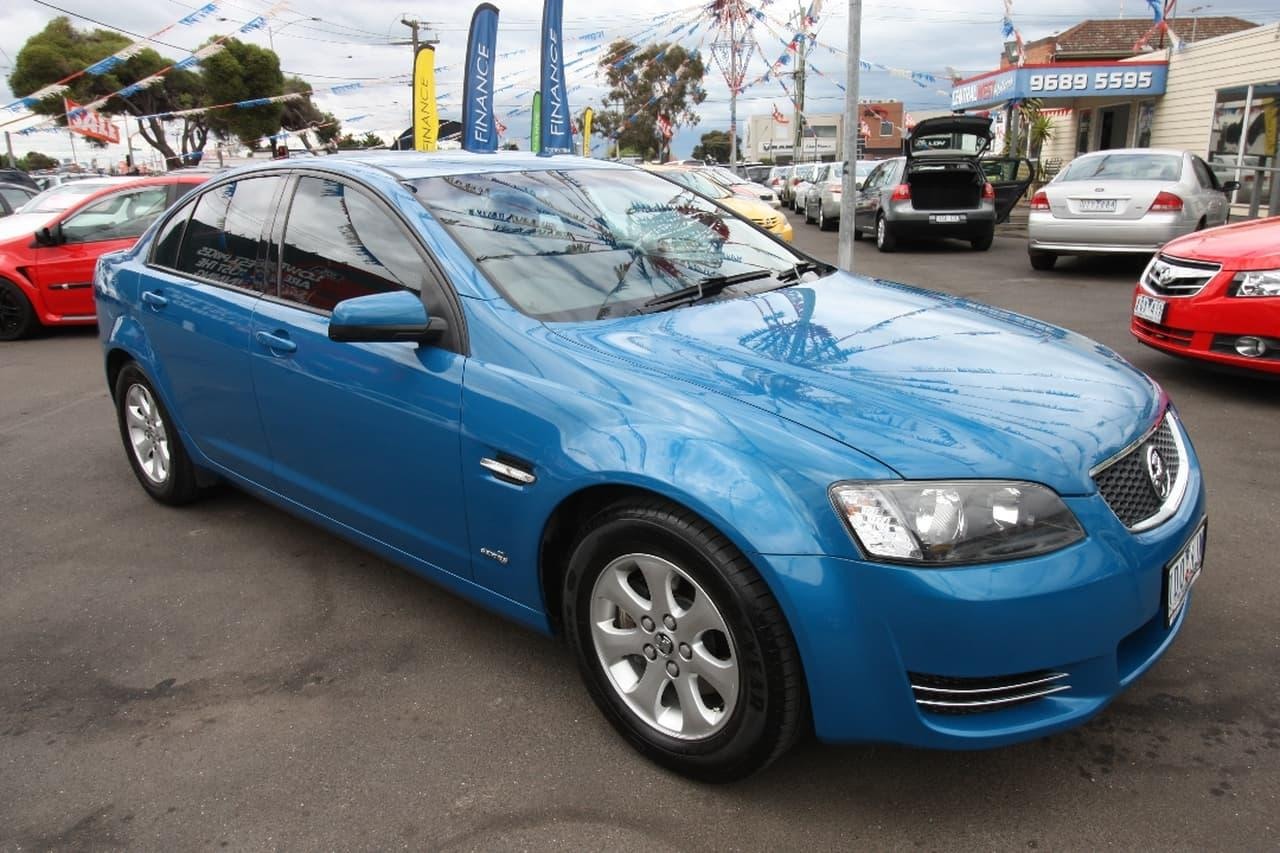 2012 Holden COMMODORE VE Series II OMEGA