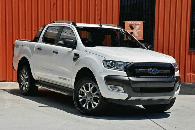 2015 Ford Ranger PX MkII Wildtrak Double Cab