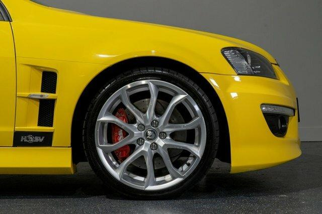 2010 HOLDEN SPECIAL VEHICLES CLUBSPORT E3 R8