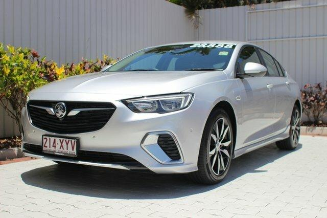 2017 Holden COMMODORE ZB MY18 RS Liftback