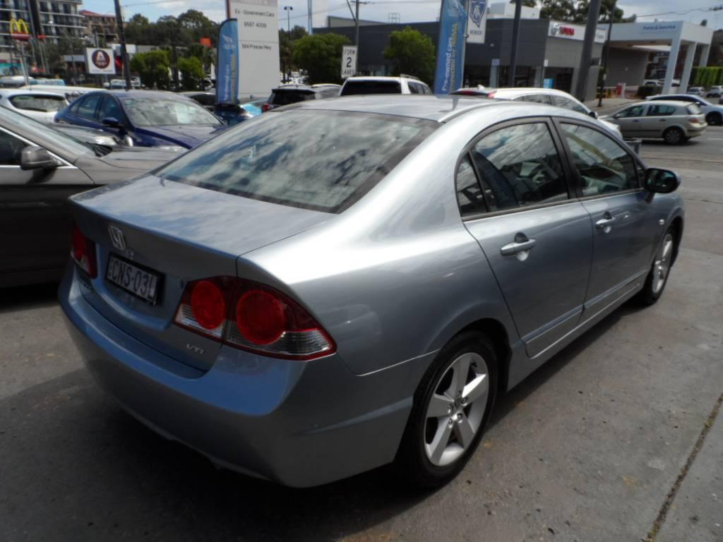 2006 Honda Civic 40 VTI