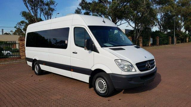 2011 Mercedes-Benz SPRINTER 906 MY11 TRANSFER