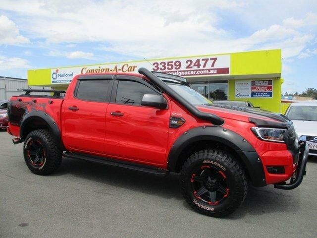 2015 Ford Ranger PX MkII XLS Double Cab