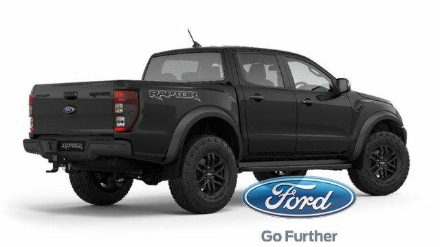 2018 Ford Ranger PX MkIII 2019.00MY Raptor Pick-up Double Cab