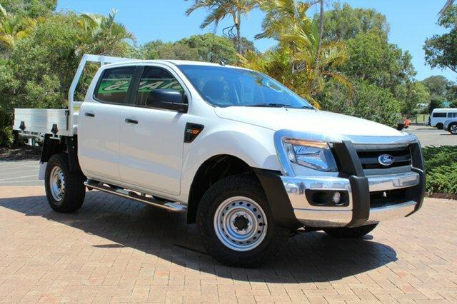 2014 Ford Ranger PX XL Double Cab