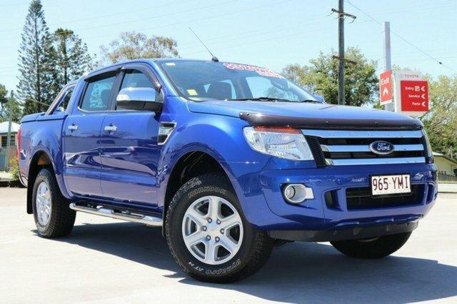 2011 Ford Ranger PX XLT Double Cab