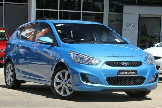 2018 Hyundai Accent RB6 MY18 Sport