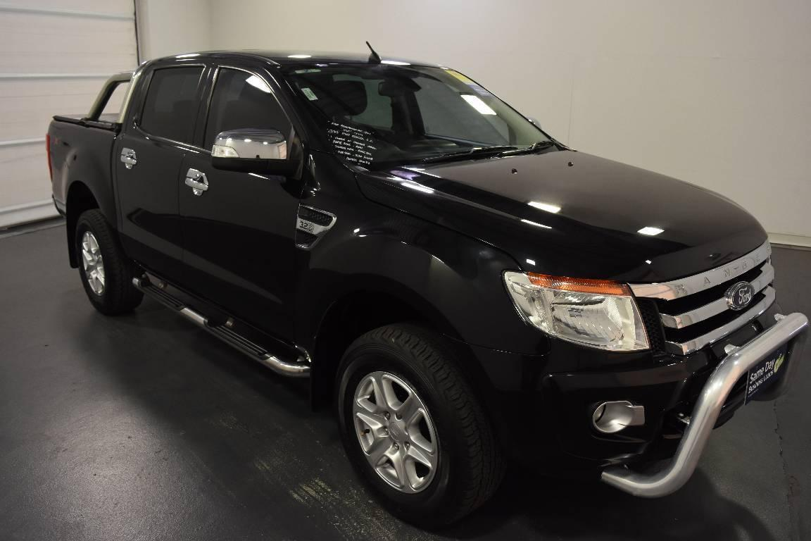 2014 Ford Ranger PX XLT Double Cab