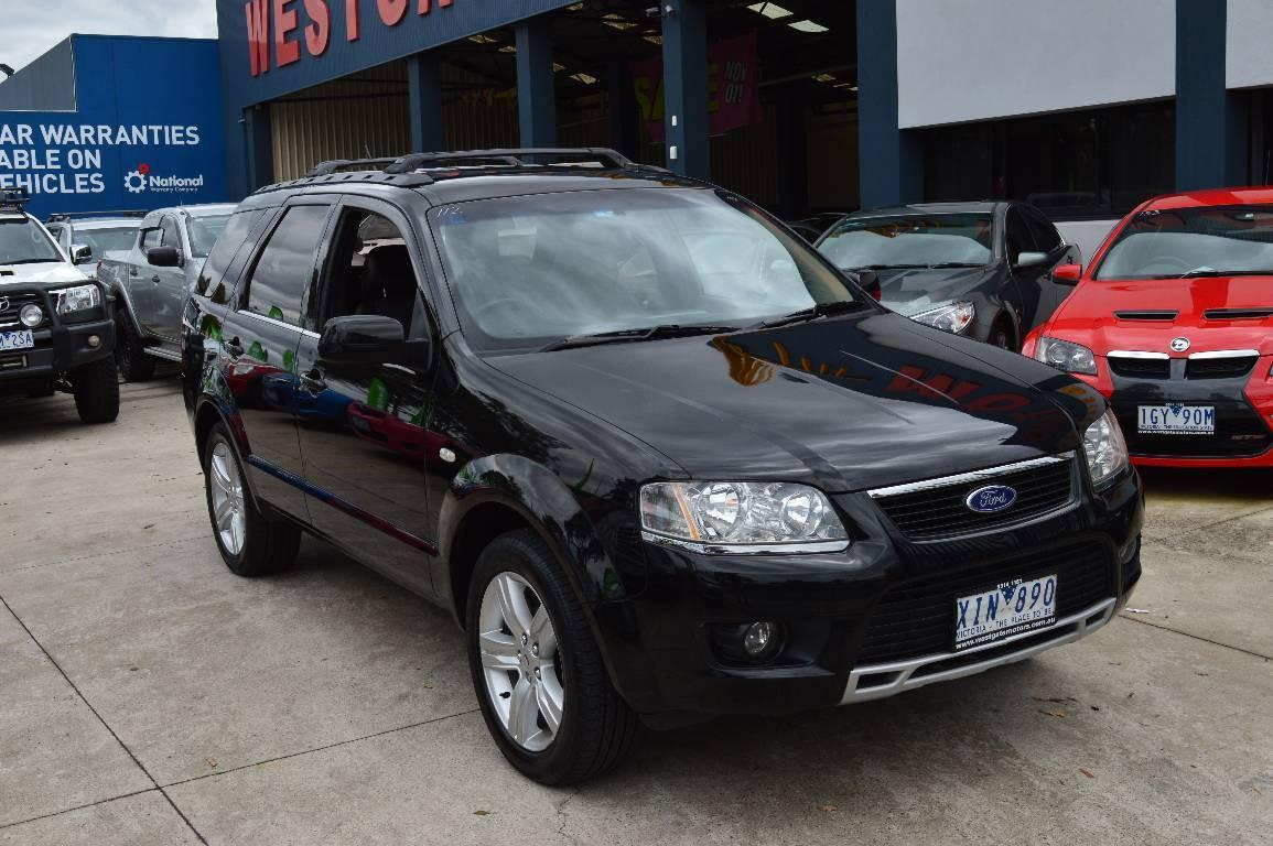 2009 Ford TERRITORY SY MKII TS LIMITED EDITION (RWD)
