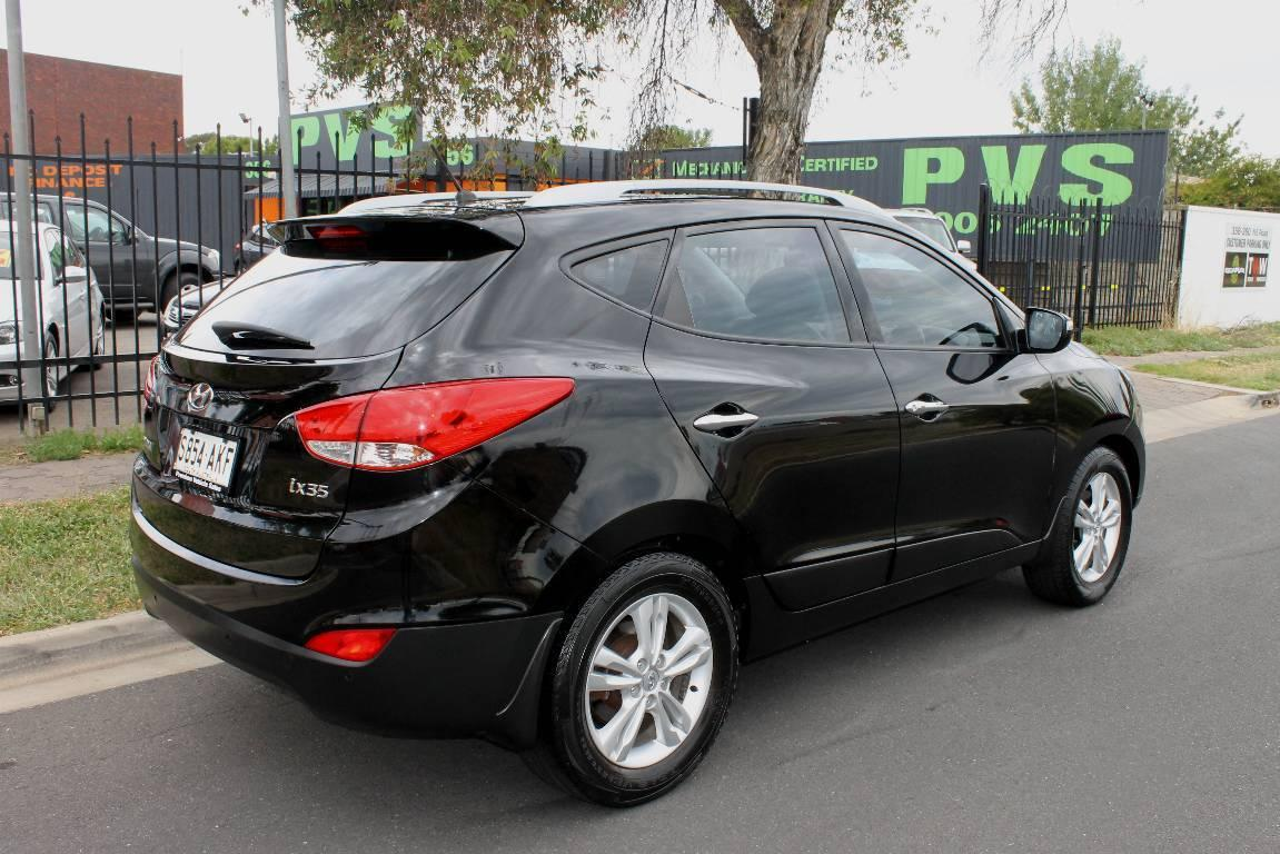 2010 Hyundai IX35 LM MY11 ELITE AWD