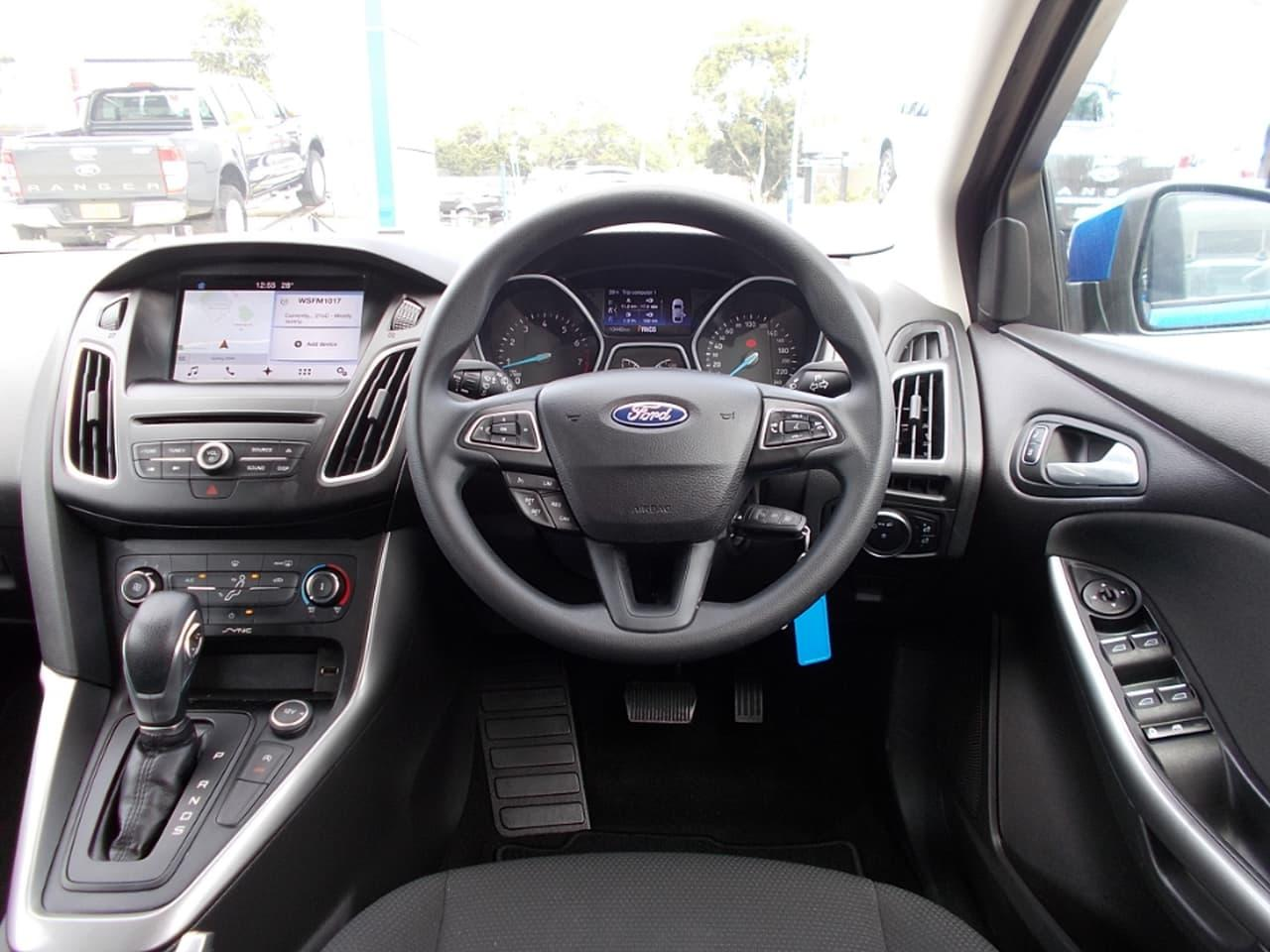 2017 Ford Focus LZ TREND
