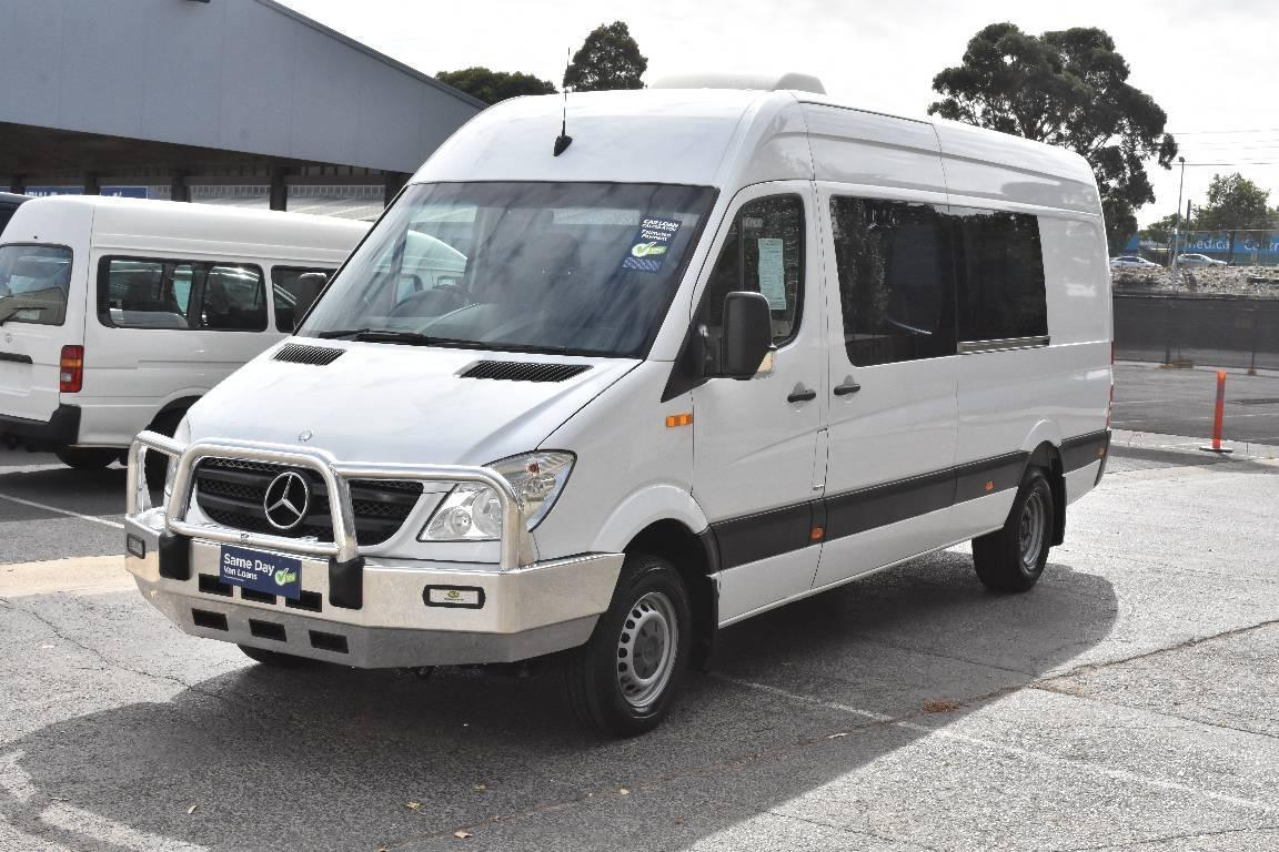 2013 Mercedes-Benz SPRINTER NCV3 MY14 416CDI HIGH ROOF LWB 7G-TRONIC