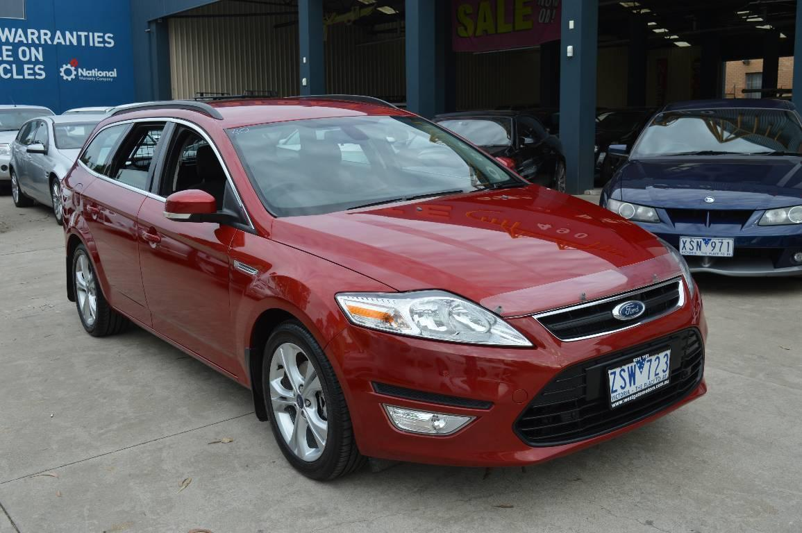 2013 Ford MONDEO MC ZETEC TDCi