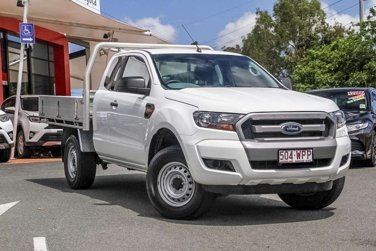 2016 Ford Ranger PX MkII XL