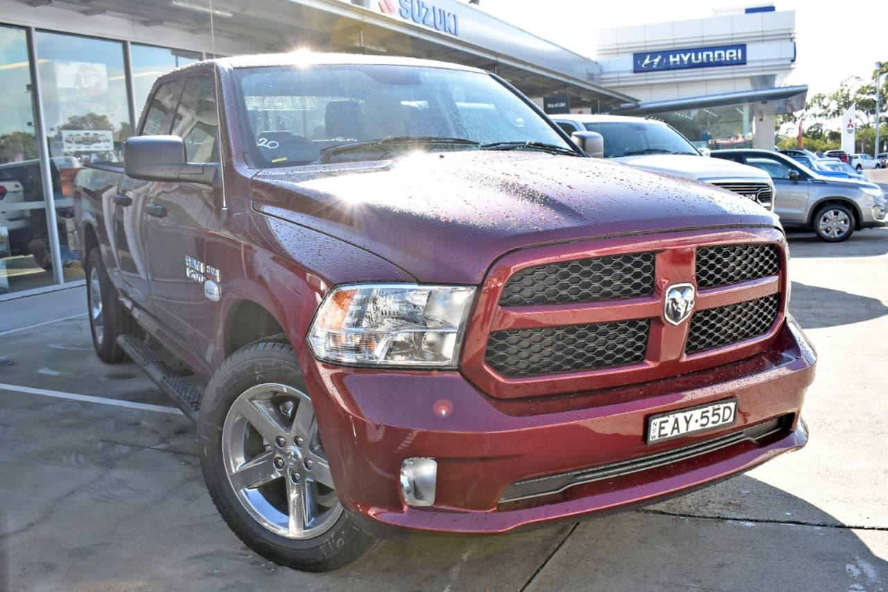 2018 Dodge Ram (No Series) 1500 Sport
