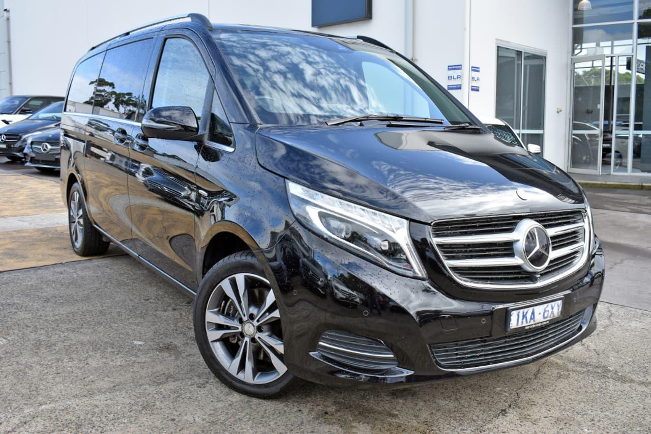 2017 Mercedes-Benz V250 447 D AVANTGARDE