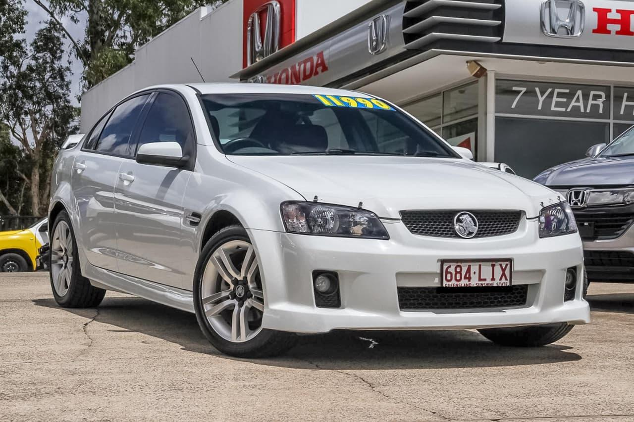 2008 Holden COMMODORE VE SV6