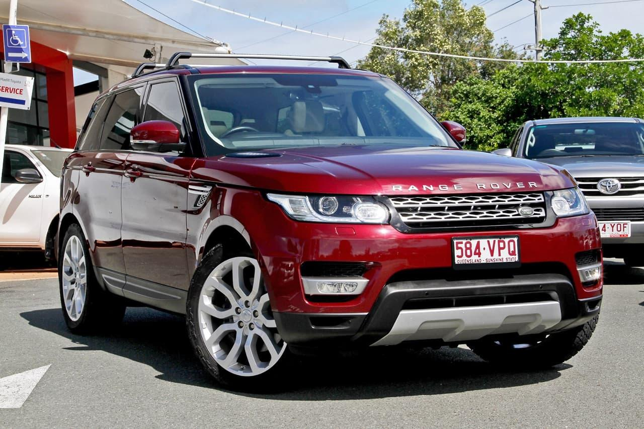2014 Land Rover Range Rover Sport L494 SDV6 HSE