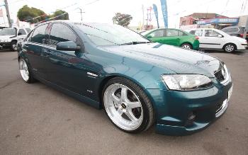 2012 Holden COMMODORE SS VE Series II