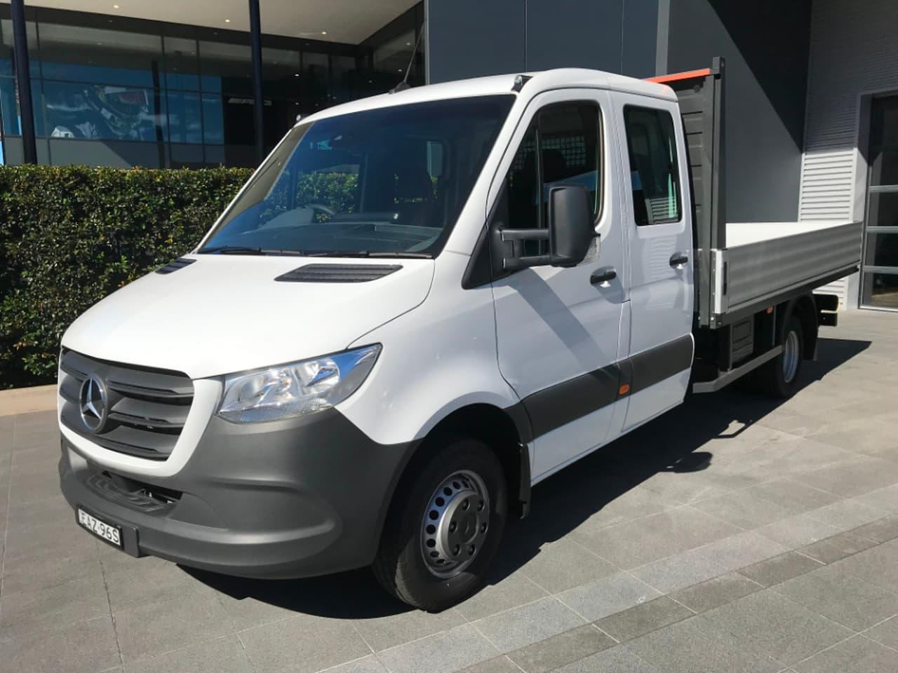2018 Mercedes-Benz SPRINTER NCV3 519CDI