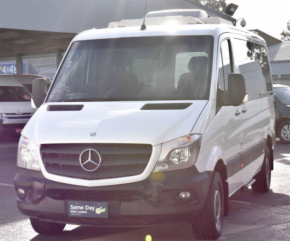 2014 Mercedes-Benz SPRINTER NCV3 MY14 319CDI LOW ROOF MWB 7G-TRONIC