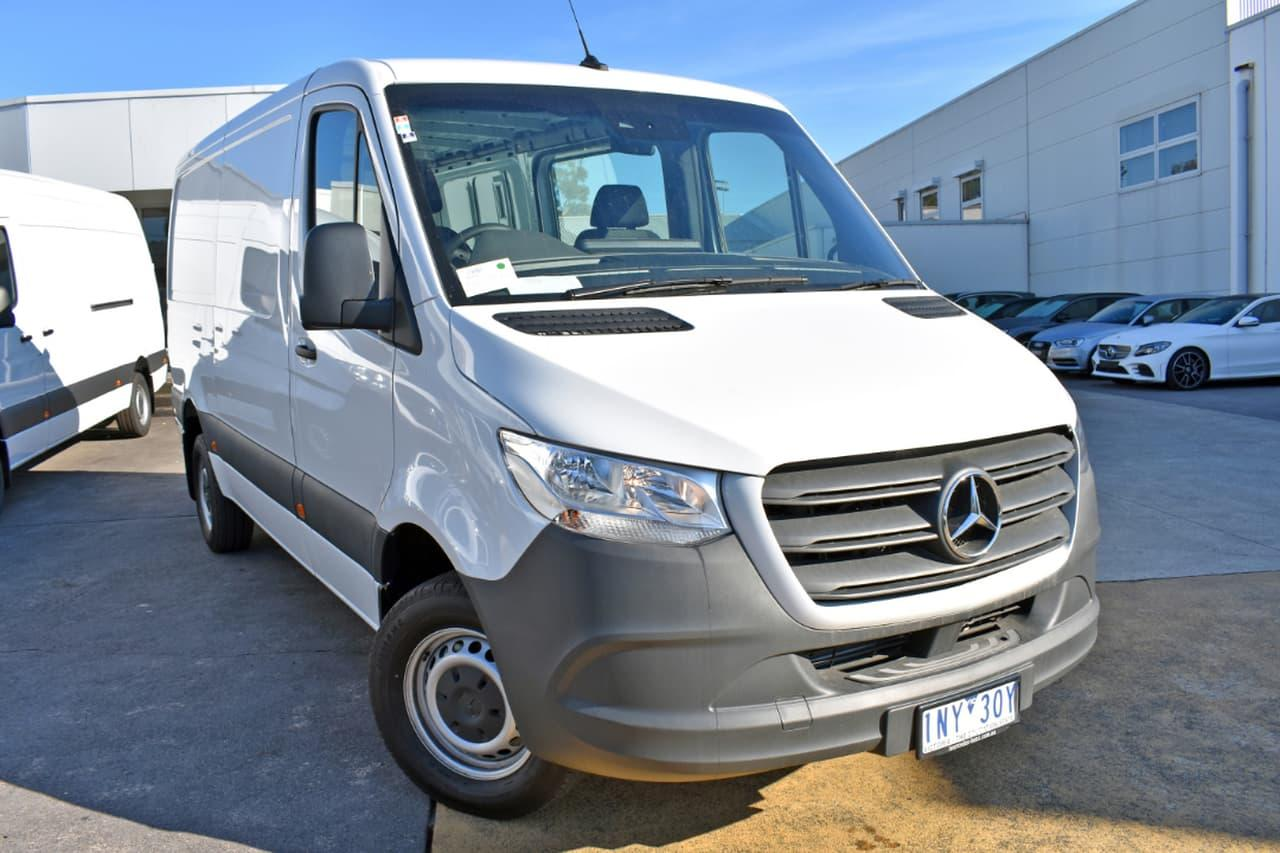 2018 Mercedes-Benz SPRINTER NCV3 416CDI