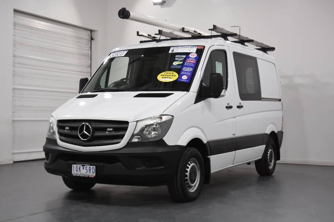 2015 Mercedes-Benz SPRINTER NCV3 313CDI LOW ROOF SWB 7G-TRONIC